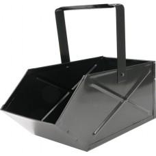 Ведро металлическое для угля 420х230х205мм