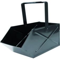 Ведро металлическое для угля 340х200х175мм