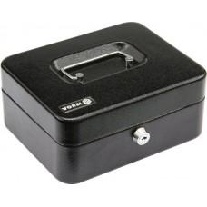 Ящик для денег металлический 200х160х90мм