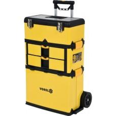 Ящик для инструмента металлический 57X37X84,5см