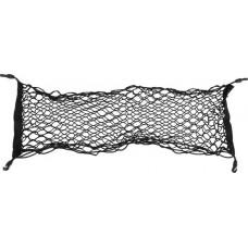 Сетка для закрепления багажа 90х30см 4 крючка