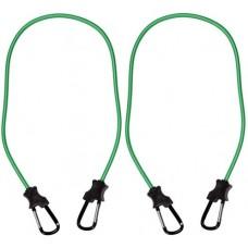 Стяжка резиновая в оплетке для багажа d8ммх100см. (2 шт)