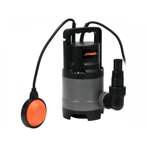 Погружной насос для грязной воды 400W (8000л/ч)