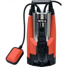 Погружной насос для грязной воды 1100W (17000л/ч)
