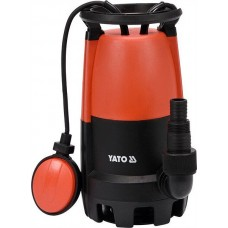 Погружной насос для грязной воды  900W (18000л/ч)