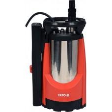 Погружной насос для грязной воды  750W (18000л/ч)