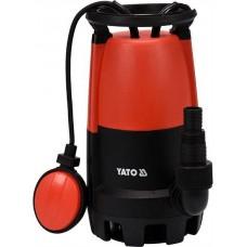 Погружной насос для грязной воды  400W (11000л/ч)