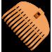 Грабли веерные пластмассовые TQ 23 зубца 49/163см. с алюминиевым черенком