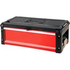 Ящик для инструмента металлический 390x215x130см