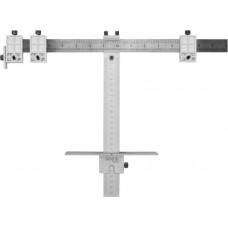 Шаблон для разметки отверстий 250мм