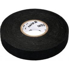 Лента изоляционная на тканевой основе для увязки кабелей 19х0,3мм 25м