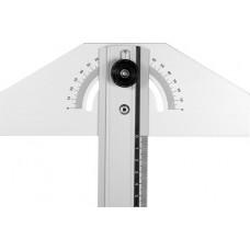 Угломер алюминиевый T-образный  400мм.
