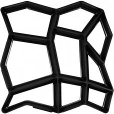 Форма для имитации декоративного камня в свежем бетоне 430х425х40мм PP