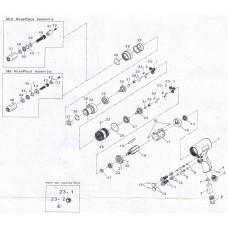 Втулка для винта М8 для NS-42508