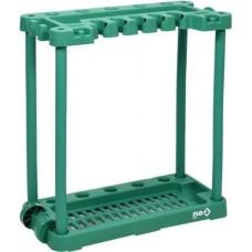 Стойка пластиковая для садового инструмента 84х74х35см до 45кг.
