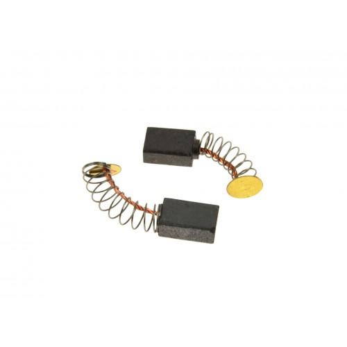 Электроугольная щетка для электрорубанка 850W 82х3мм (2шт.)