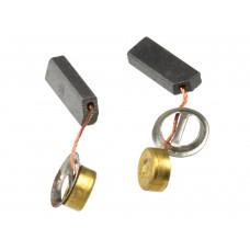 Электроугольная щетка 5х8x20мм поводок для дрели (2шт.)