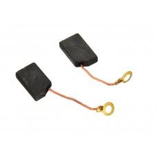 Электроугольная щетка 5х13x20мм поводок, клемма для пилы (2шт.)