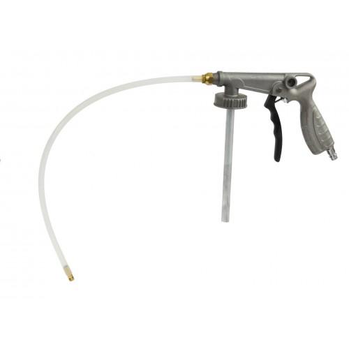 Пневмопистолет для гравитекса со шлангом