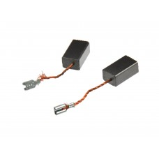 Электроугольная щетка 6х8,2х14,2мм поводок, клемма-мама для УШМ Ferm (2шт.)
