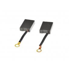 Электроугольная щетка 5,2х16х21мм поводок-клемма (2шт.)