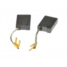 Электроугольная щетка 11х16х21,2мм поводок, флажок (2шт.)