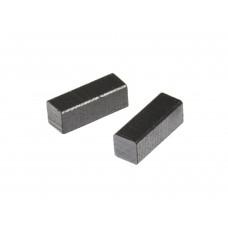 Электроугольная щетка 6х6х16мм PRCB 500W, 350W (2шт.)