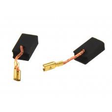 Электроугольная щетка 5,4х8,5х14мм поводок, клемма-мама для УШМ 125мм. (2шт.)