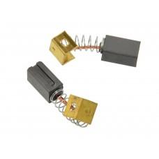 Электроугольная щетка 6,5х8х13мм пружина, пятак П-образный для KG72 (2шт.)