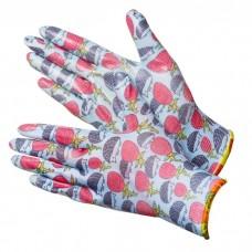GWARD Fiesta YO Перчатки нейлоновые с нитриловым покрытием (размер 8 (M))