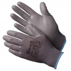GWARD Gray Перчатки нейлоновые серого цвета с полиуретановым покрытием (размер  8 (M))