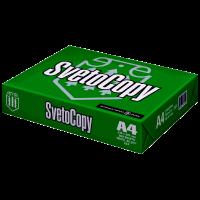 Бумага листовая для офисной техники Svetocopy A4, 500 листов, марка C ,Россия