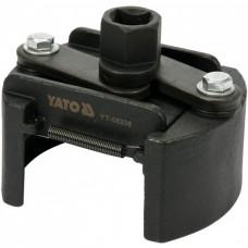 """Ключ раздвижной для маслянного фильтра 80-105мм 1/2"""" """"Yato"""""""