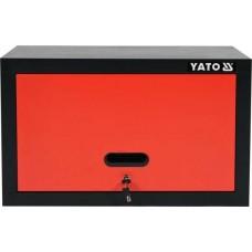 Шкаф навесной под инструмент 660х305х410мм