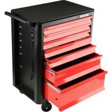 Ящик для инструмента передвижной 7 шуфляд 932х665х453мм