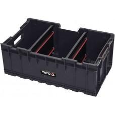 Ящик пластиковый для мобильной системы 576х359х237мм
