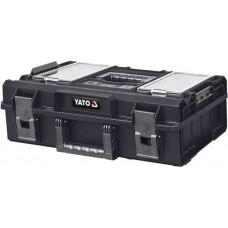 Ящик пластиковый для мобильной системы 585х385х190мм