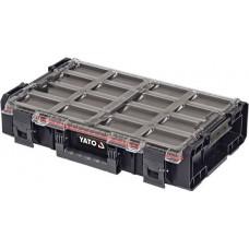 Органайзер пластиковый для мобильной системы 585х387х131мм XL
