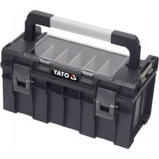 Ящик пластиковый для мобильной системы 450х260х240мм