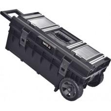 Тележка мобильная для перевозки инструмента с ящиком 793х385х322мм