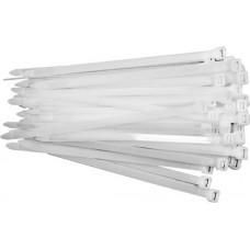 Хомут пластмассовый белый 200х7,6мм (50шт)