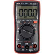 Цифровой мультиметр 0-750V + True RMS
