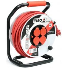 Удлинитель электрический H05RR-F 3G2.5мм. на катушке 50м 4 розетки