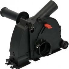 Кожух защитный с пылеотводом для углошлифмашины (болгарки) d 125мм