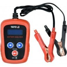 Тестер аккумуляторов цифровой 12V, CCA200-1200A LED
