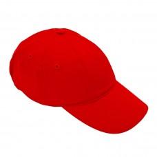 Каскетка защитная цвет (красная)