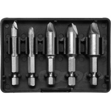 Набор экстракторов для шпилек 0-14мм (5пр.)