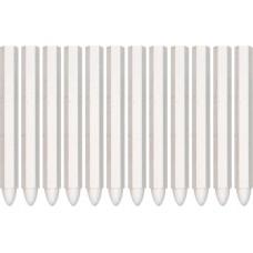 Мелки технические для разметки 12шт. (белые)
